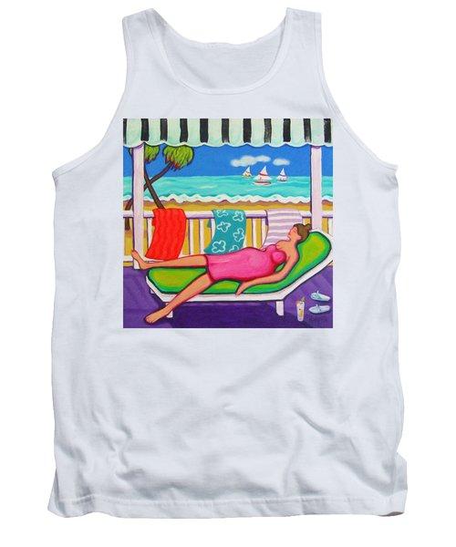 Seaside Siesta Tank Top