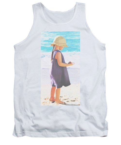 Seaside Treasures Tank Top