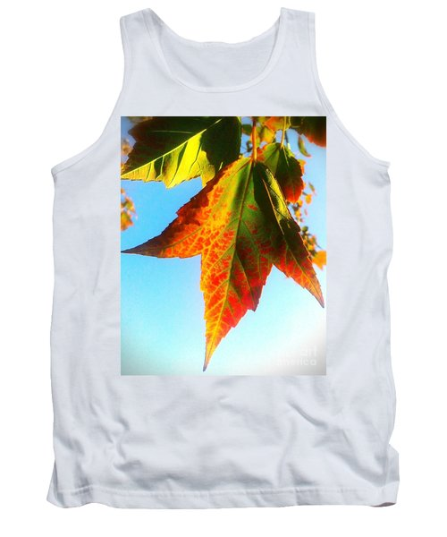 Tank Top featuring the photograph Season's Change by James Aiken