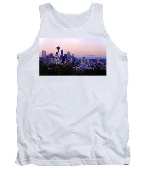 Seattle Dawning Tank Top