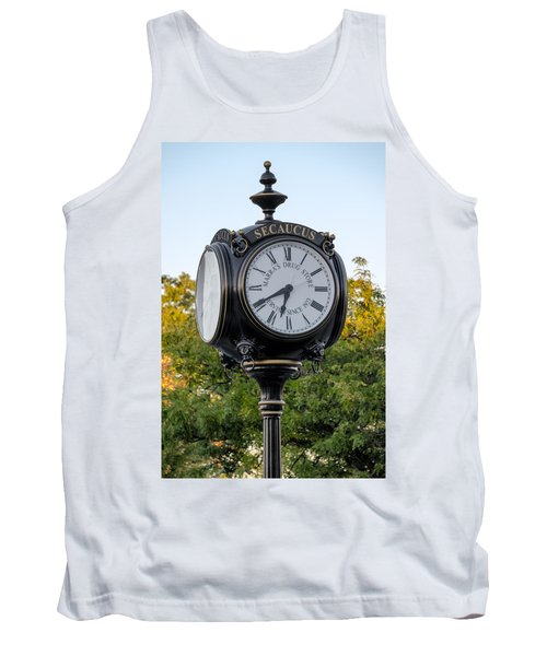 Secaucus Clock Marras Drugs Tank Top