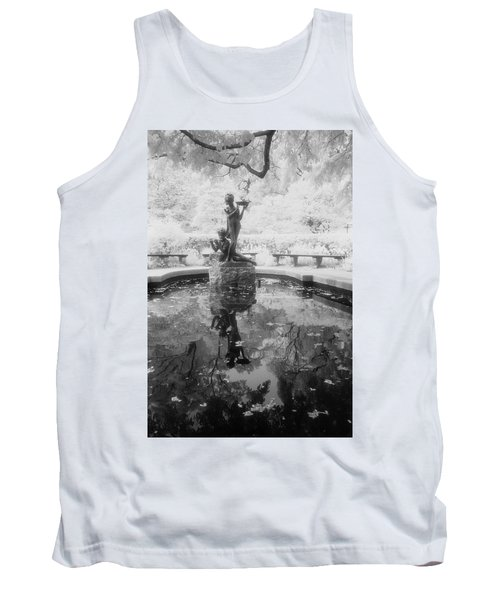 Secret Garden Ir Tank Top