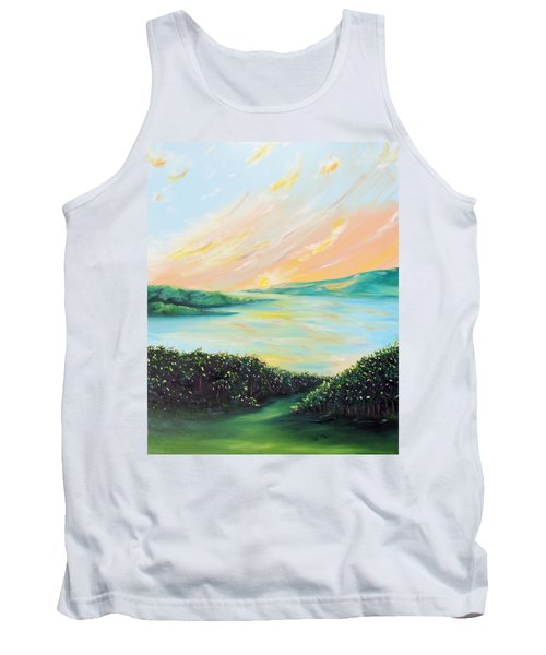 Seeded Spirit Tank Top