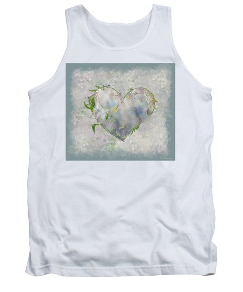 Sending Out New Shoots Tank Top