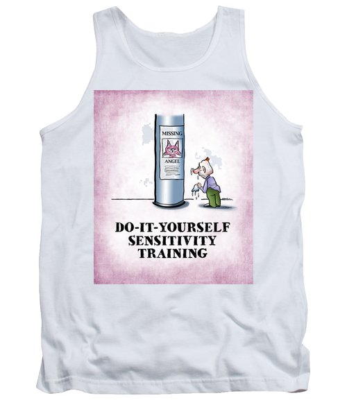 Sensitivity Training Tank Top