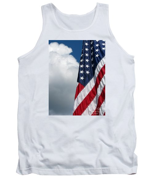 September Flag Tank Top