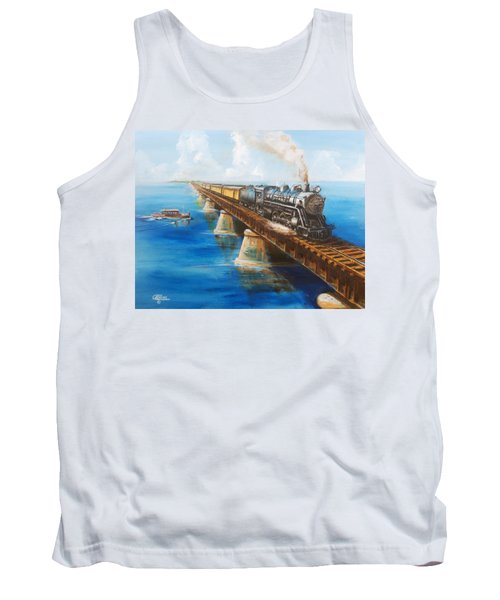 Seven Mile Bridge Tank Top