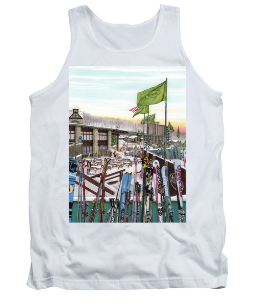 Seven Springs Mountain Resort Tank Top