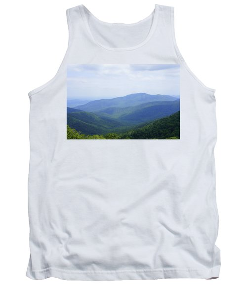 Shenandoah View Tank Top by Laurie Perry