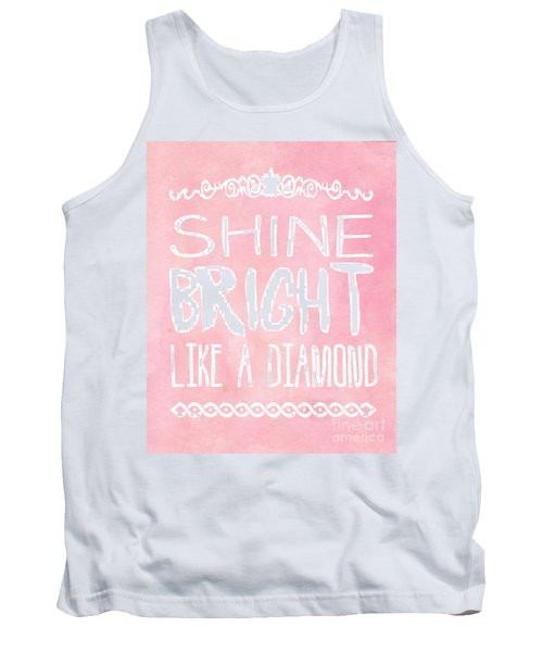 Shine Bright Tank Top by Pati Photography