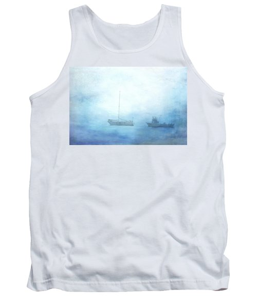 Ships In The Morning Haze  Tank Top