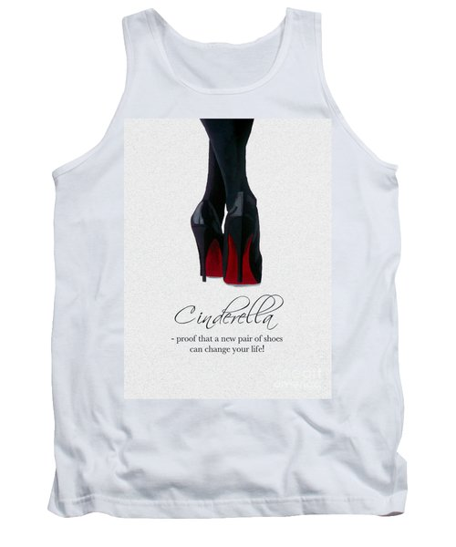 Shoes Can Change Your Life Tank Top