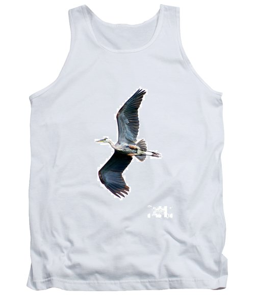 Tank Top featuring the photograph Showing Some Leg by Heather King