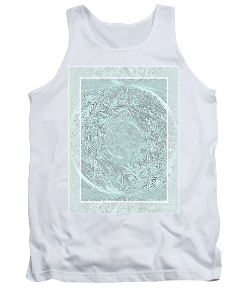 Tank Top featuring the photograph Silver Ring by Oksana Semenchenko