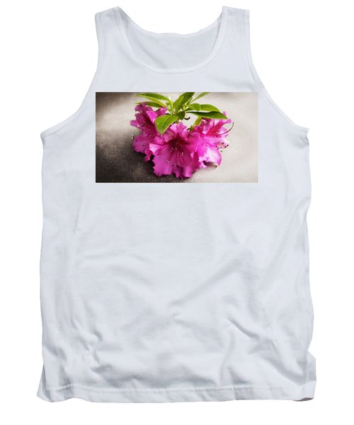 Tank Top featuring the photograph Simple Beauty  by Aaron Berg