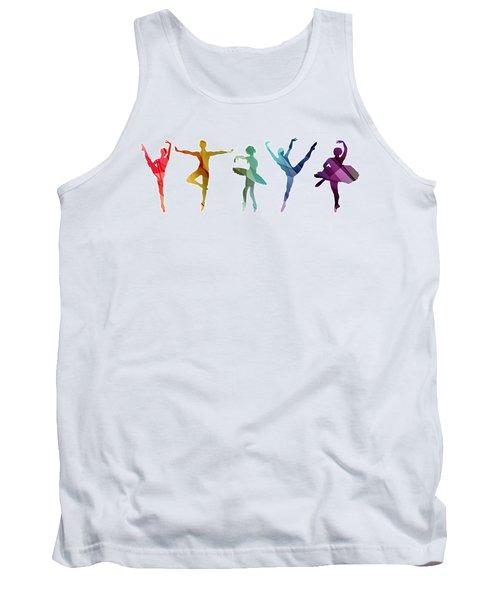 Simply Dancing 3 Tank Top