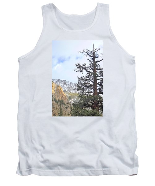 Tank Top featuring the photograph Simply by Marilyn Diaz