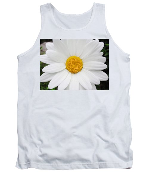 Tank Top featuring the photograph Simply by Natalie Ortiz