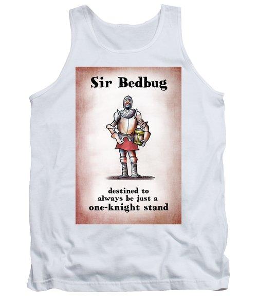 Sir Bedbug Tank Top