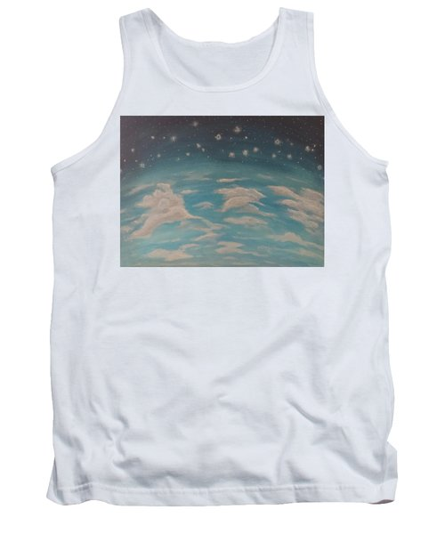 Sitting On Top Of The World Tank Top