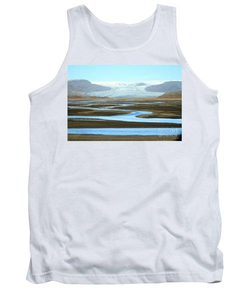 Skaftafell Glacier Tank Top