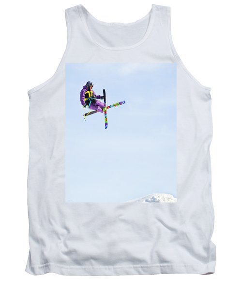 Ski X Tank Top
