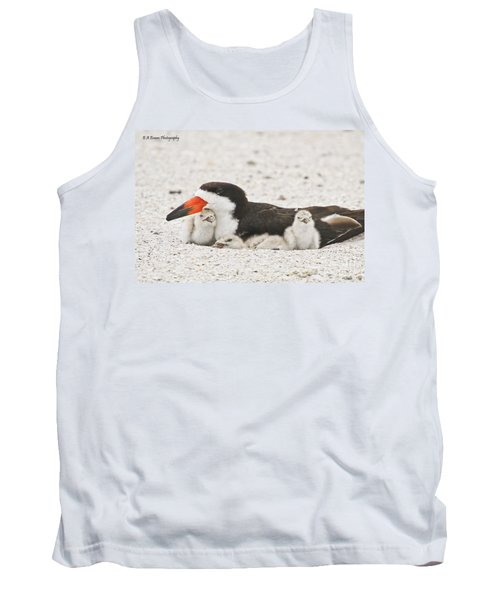 Skimmer Family Cuddle Tank Top