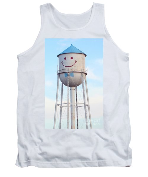 Smiley The Water Tower Tank Top
