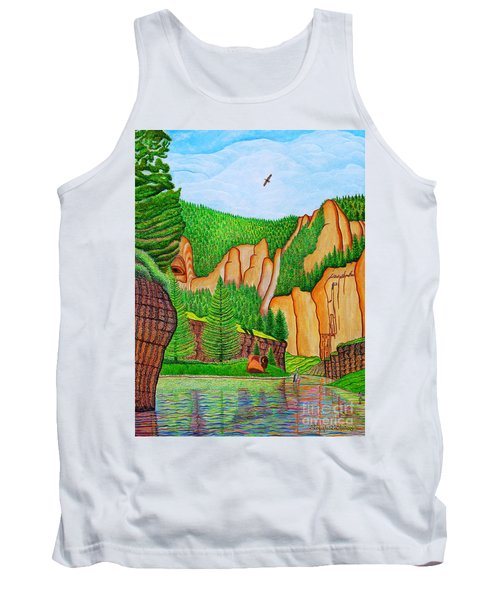 Smith River Montana Tank Top