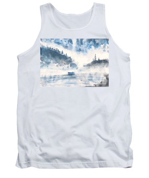 Smoke On The Water  Tank Top