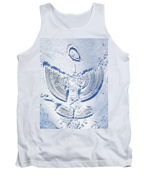 Snow Angel Tank Top