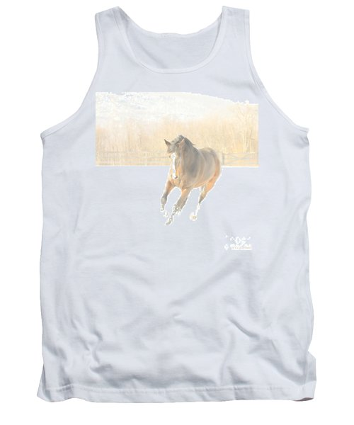 Snow Fun Tank Top