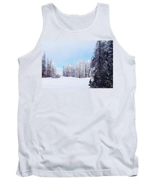 Snowbound Tank Top