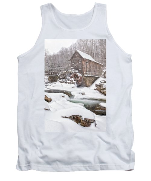Snowglade Creek Grist Mill Tank Top