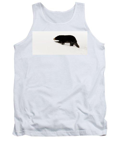 Snowy Bear Tank Top