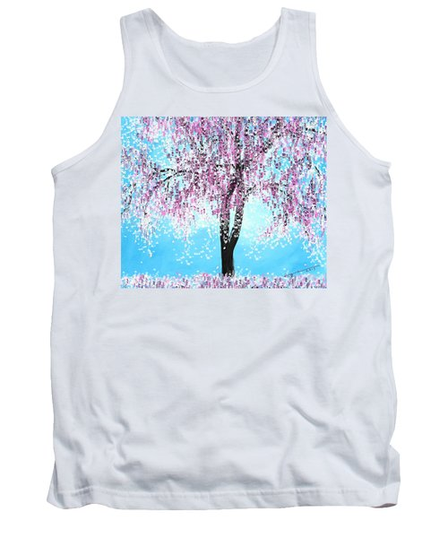 So Spring Tank Top by Kume Bryant