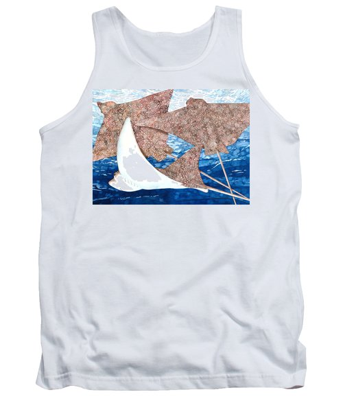 Soaring Eagle Rays Tank Top