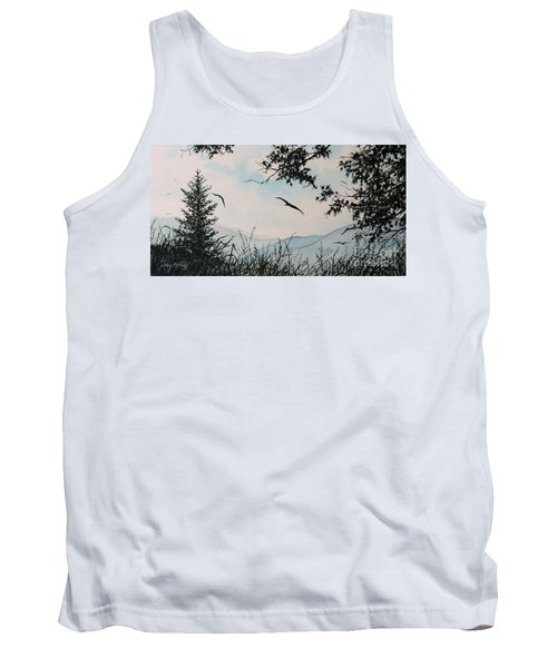Soaring High Sold Tank Top