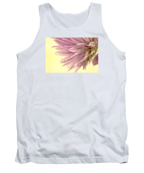 Soft And To The Point Tank Top by Sandra Foster