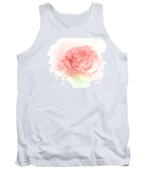Softly Pink Tank Top