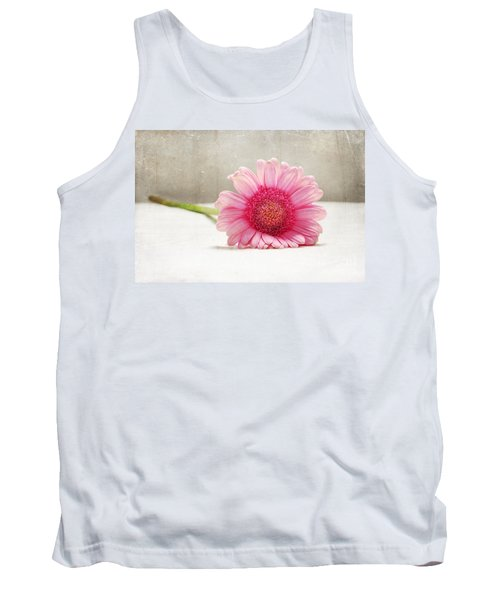 Softness In Pink Tank Top