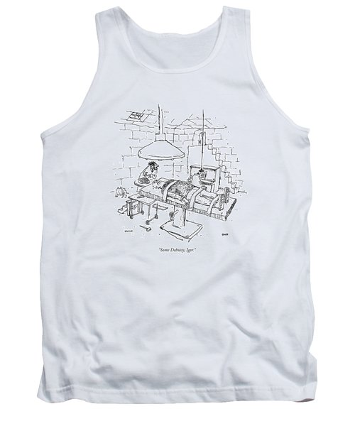 Some Debussy Tank Top