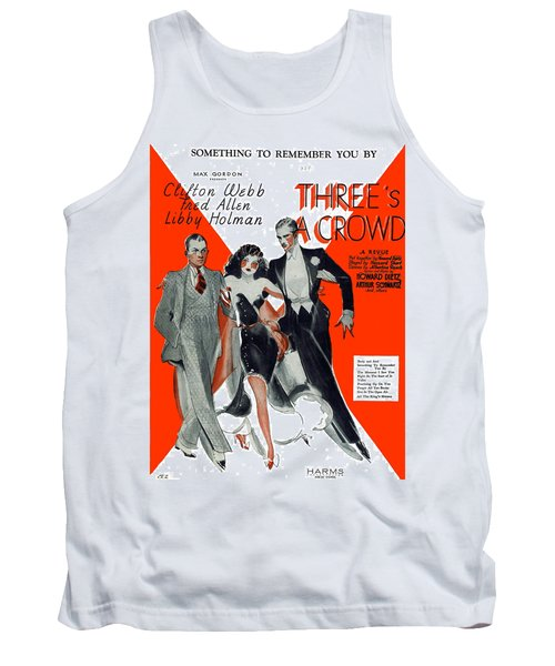 Something To Remember You By Tank Top