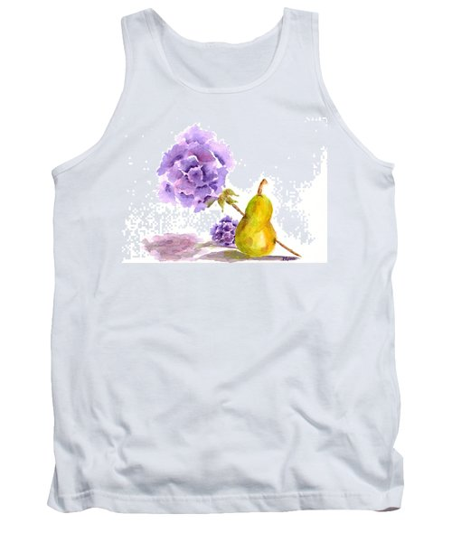 Sometimes Love Hurts Tank Top by Paula Ayers