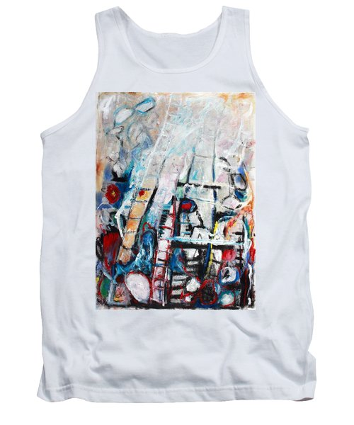 Sometimes The Wind Just Blows So Hard Tank Top