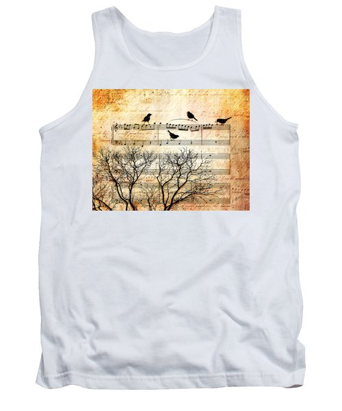 Songbirds Tank Top