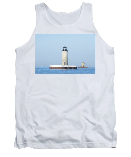 South Channel Lights Tank Top