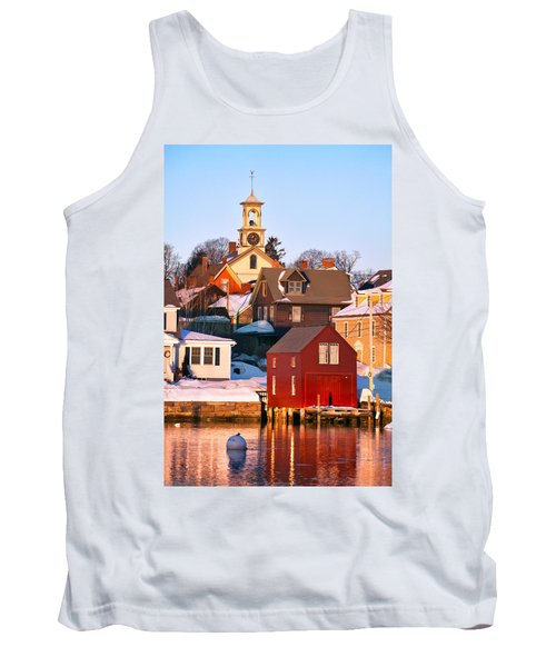South End Boathouse Tank Top