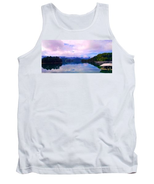 South Holston Lake Tn Tank Top