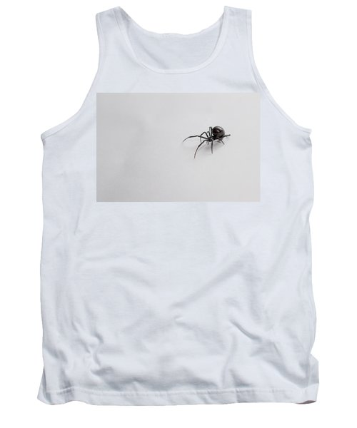 Southern Black Widow Spider Tank Top